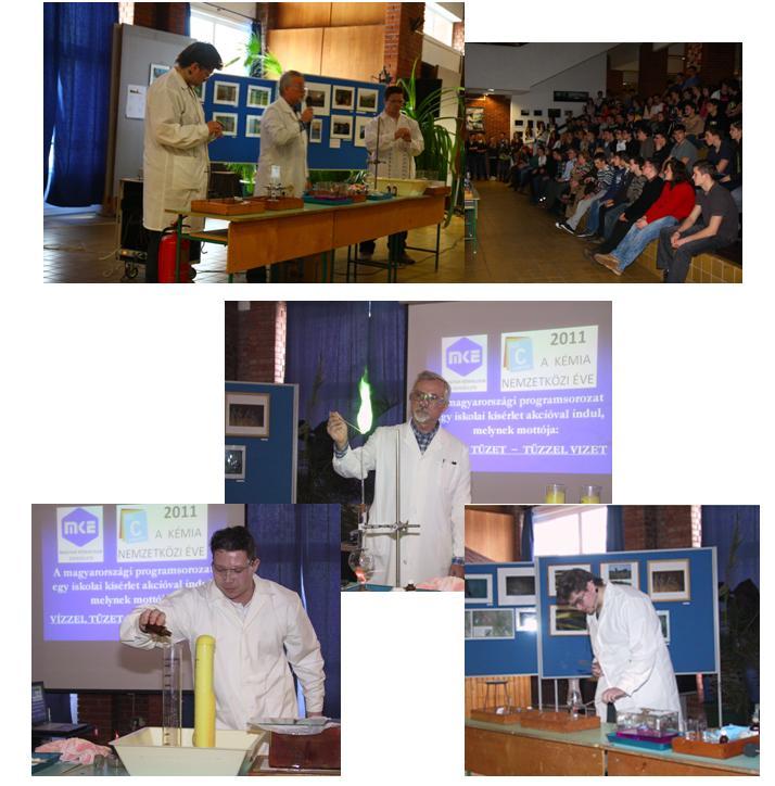 Kémia Éve 2011