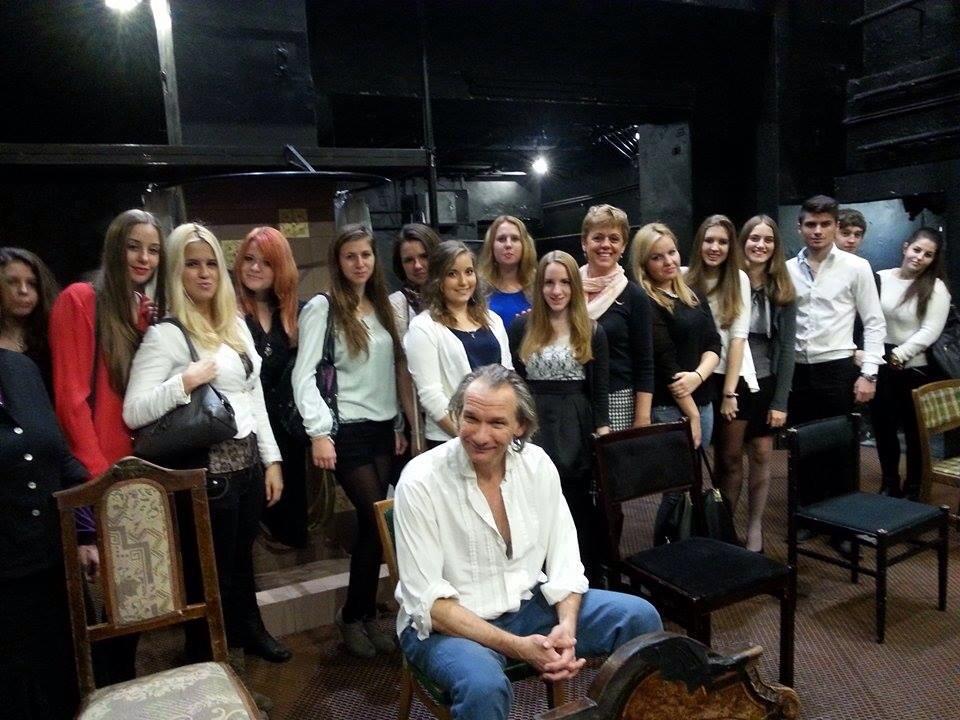 Kulisszajárás a Radnóti Miklós Színházban