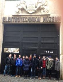 Látogatás a Budapesti Elektrotechnikai Múzeumba