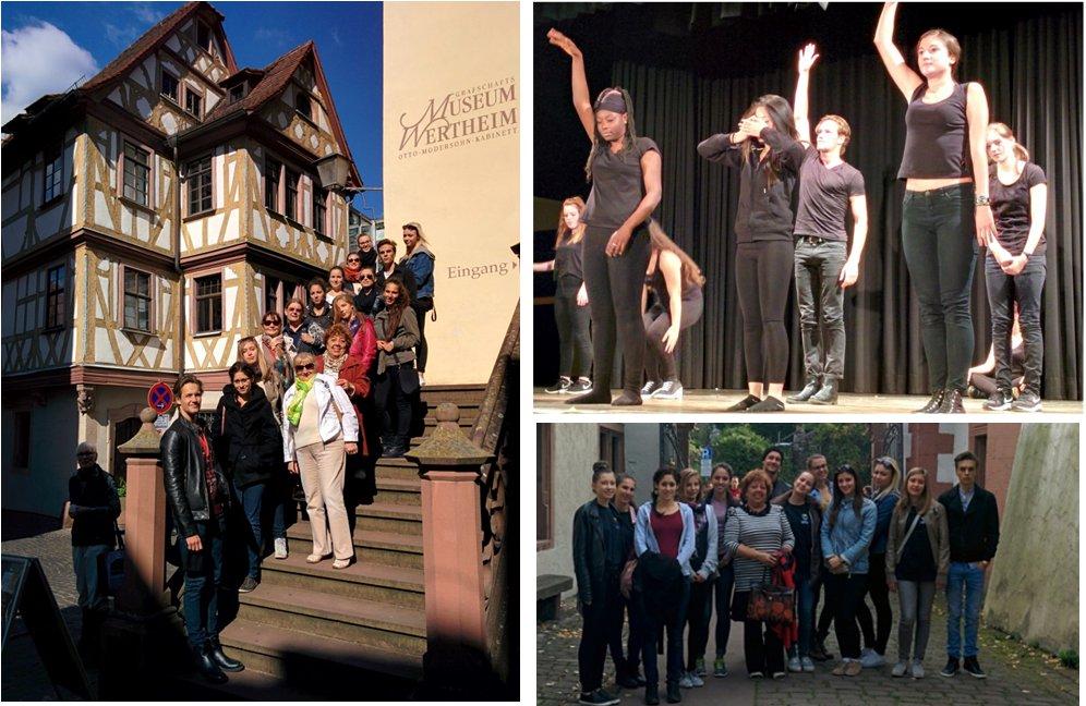 Diákjaink a wertheimi kulturális fesztiválon