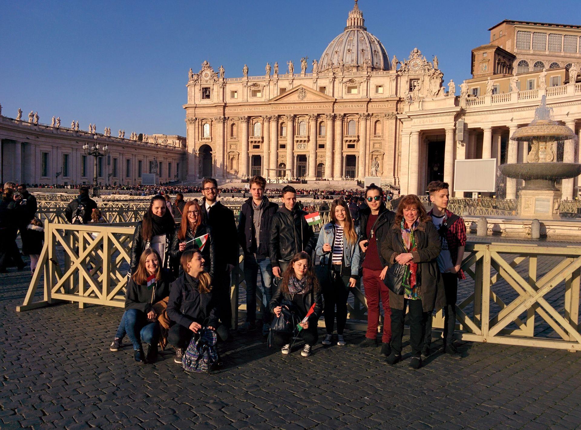 Róma – az örök város