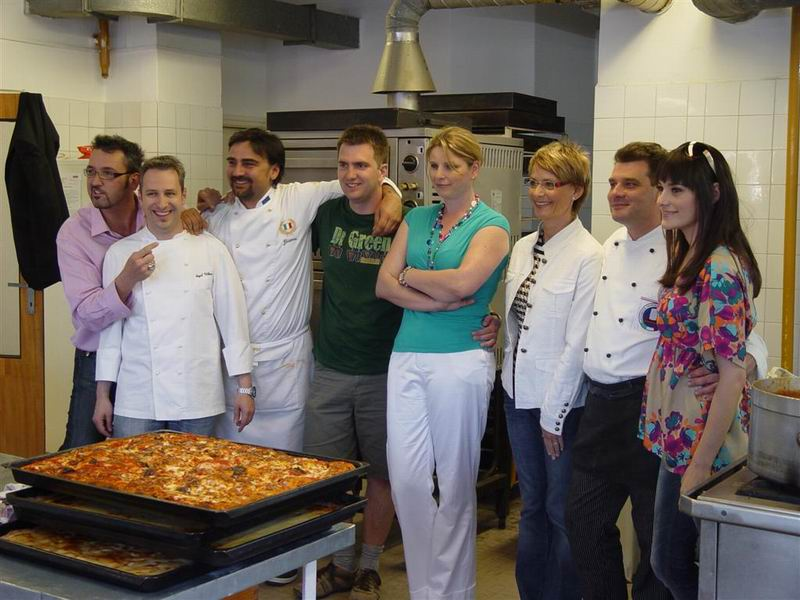 A nagy étterem átalakítás Giannival menzánkon